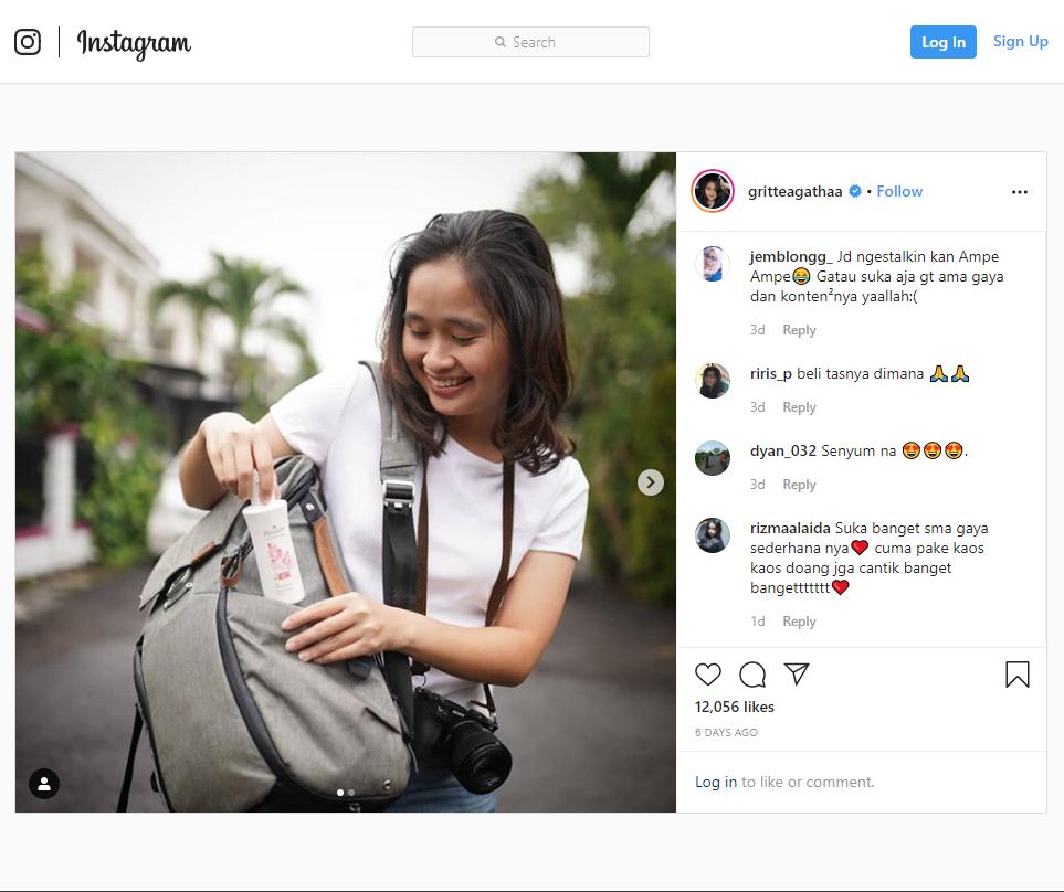 Cara Bisnis Online Anak Milenial; Jualan di Instagram ...