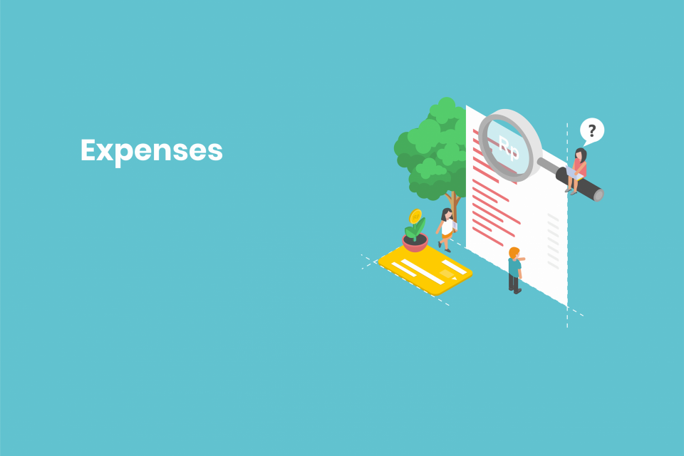 Pantau Semua Pengeluaran Bisnis Dengan Expenses OrderOnline