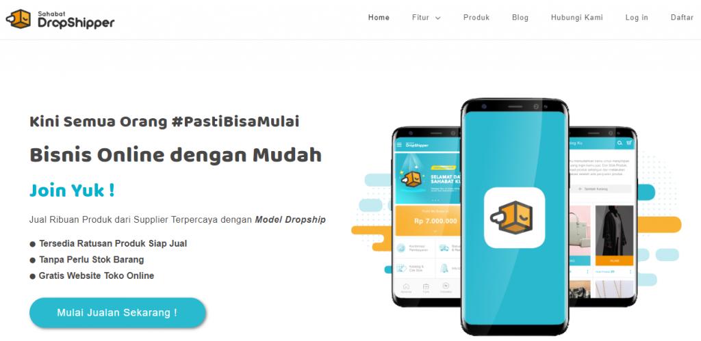 Aplikasi Dropship Tanpa Modal - OrderOnline Blog