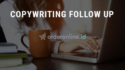 copywriting follow up